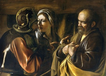 The Denial of Saint Peter(ペトロの否認)