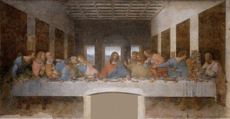 The Last Supper(最後の晩餐)