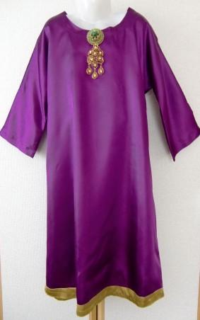 博士 服(紫)